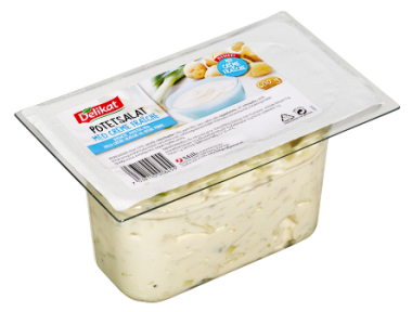 Delikat Potetsalat Crème Fraîche 600 g