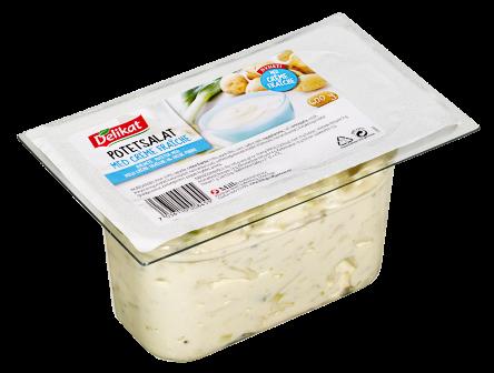 Delikat Potetsalat Crème Fraîche, gastronorm 3×600 g