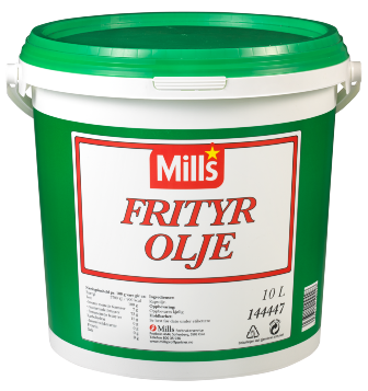 Mills Frityrolje 10 l
