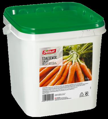 Delikat Italiensk Salat 5 kg