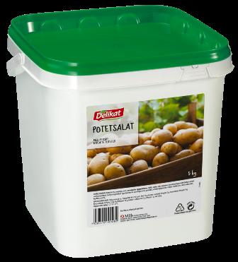 Delikat Potetsalat 5 kg