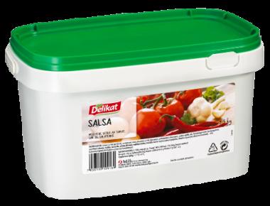 Delikat salsa 2.5 kg