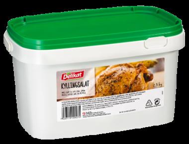 Delikat Kyllingsalat 2,5 kg