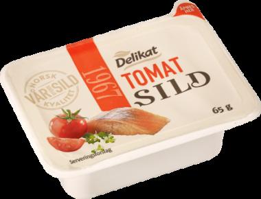 Delikat tomatsild kuvert