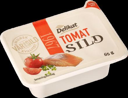 Delikat Tomatsild Kuvert 32×65 g