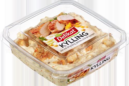 Delikat Kyllingsalat 8×200 g