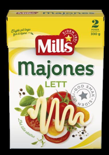 Mills Lettmajones - 2 poser