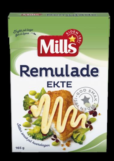 Mills Ekte Remulade - pose