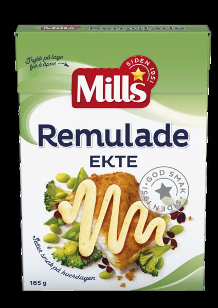 Mills Ekte Remulade Sjaktel 10×165 g