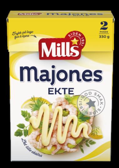 Mills Ekte majones 2 poser
