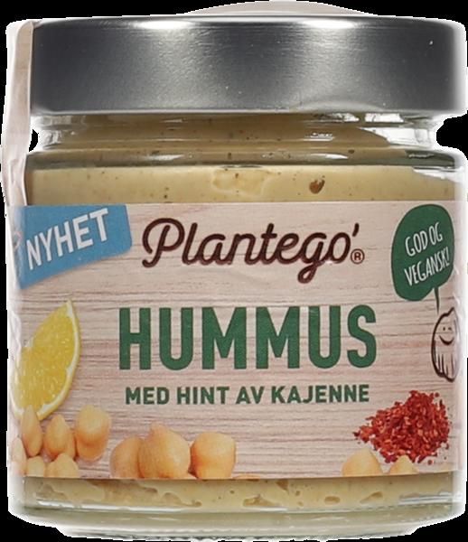 Plantego' Hummus naturell
