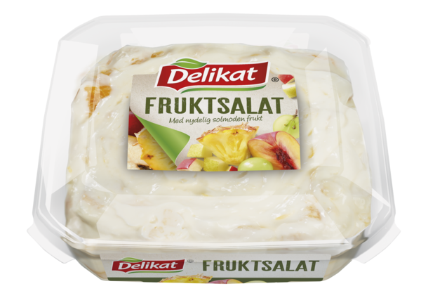 Delikat Fruktsalat 6×200 g