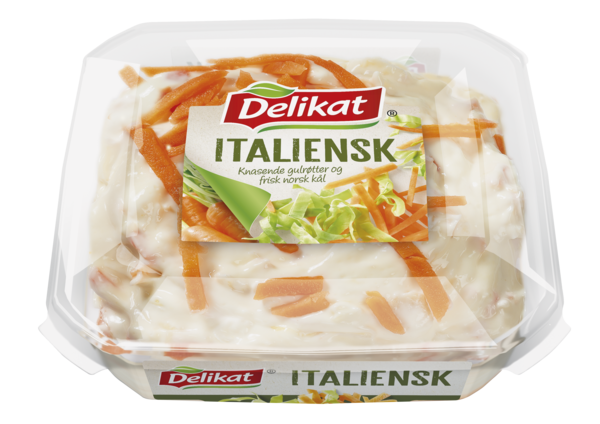 Delikat Italiensk salat 8 x 200g