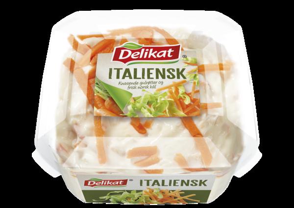 Delikat Italiensk salat 8 x 320 g