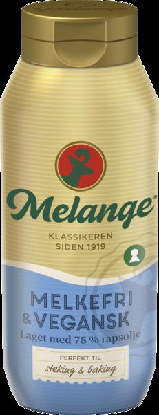 Melange flytende margarin melkefri og vegan