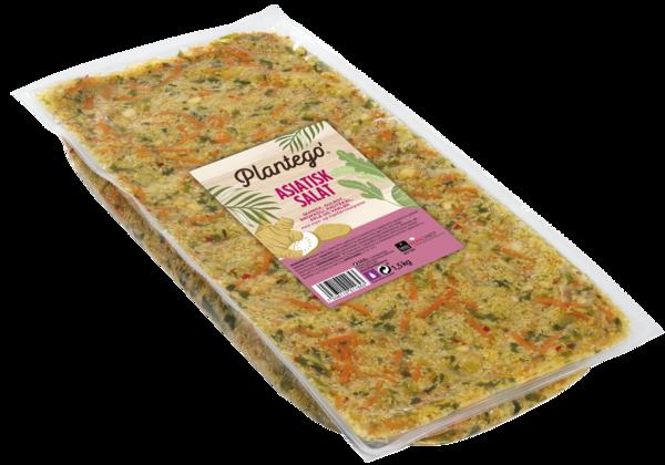 Plantego' Asiatisk Salat med Quinoa 1500g