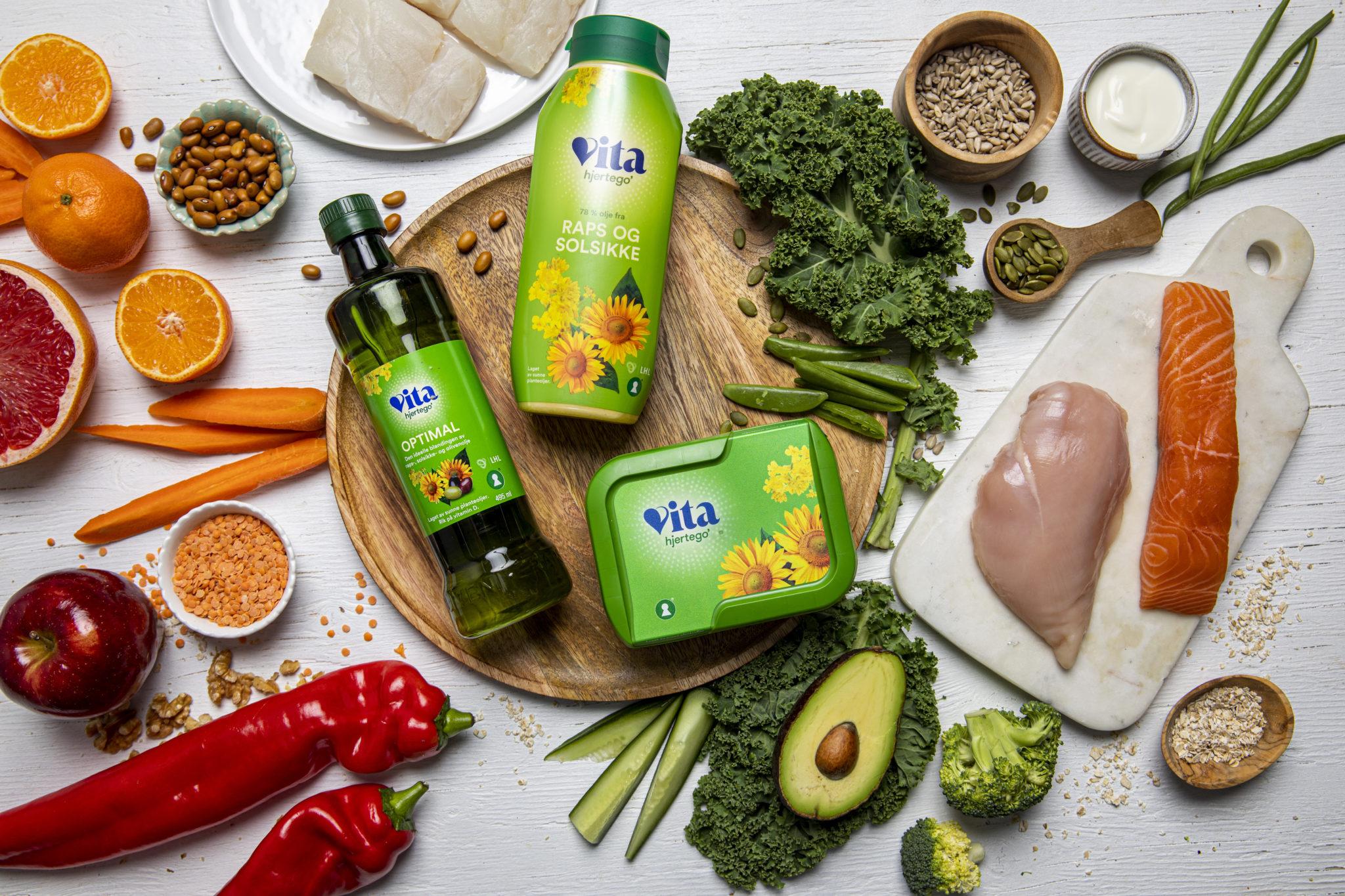 Vita hjertego' products