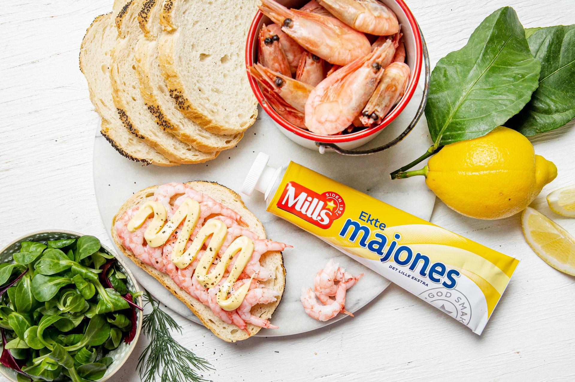 Mills mayonnaise